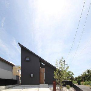 忍者の住む家